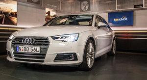 2016 Audi A4 2.0 TDI quattro S tronic