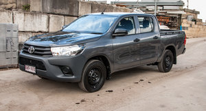 2016 Toyota HiLux Workmate 4x2 Double Cab Review