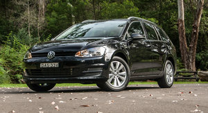 2016 Volkswagen Golf 92TSI Comfortline Wagon Review