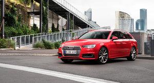 2016 Audi A4 Avant 2.0 TFSI & 2.0 TFSI quattro Review