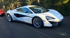 2016 McLaren 540C Coupe Review: Quick Drive