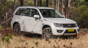 2016 Suzuki Grand Vitara Sport Review
