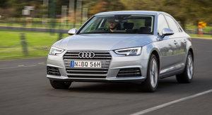 2016 Audi A4 Sedan 1.4 TFSI Review