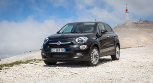 2016 Fiat 500X Lounge 1.3 Diesel Review