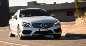 2016 Mercedes-Benz C250d Coupe Review