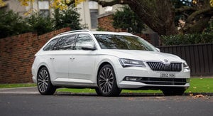 2016 Skoda Superb 206TSI Wagon Review: Long-term report one