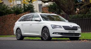 2016 Skoda Superb 206TSI Wagon Review: Long-term report one