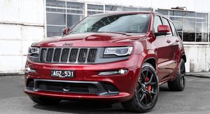 Jeep Grand Cherokee SRT Night Review