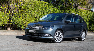 2016 Skoda Fabia Wagon Review