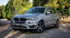 2016 BMW X5 xDrive 40e Review