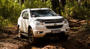 2016 Holden Colorado 7 Review:: run-out round-up