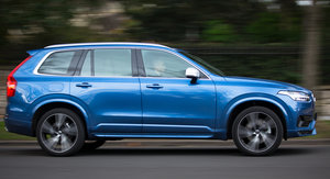 2016 Volvo XC90 T6 R-Design Review: Long-term report two