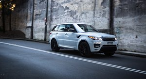 2016 Range Rover Sport SDV6 HSE Dynamic Review