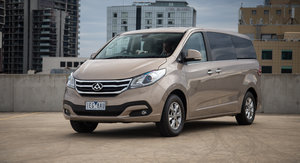 2016 LDV G10 Nine-Seater Review