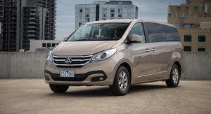 2016 LDV G10 Nine-Seater Review
