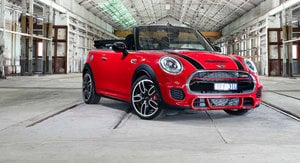 2017 Mini JCW Convertible Review