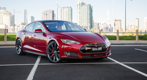 2016 Tesla Model S P90D: Long-term report two