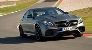 2017 Mercedes-AMG E63 S review