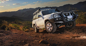 2016 Nissan Patrol Y61 Legend Edition review: To Arkaroola and beyond