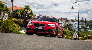 2017 BMW M140i review