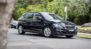 2017 Peugeot 308 Active review: Long-term report three – interior