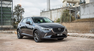2017 Mazda CX-3 2WD sTouring review