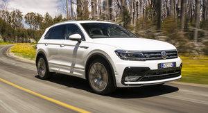 2017 Volkswagen Tiguan 162TSI Highline review
