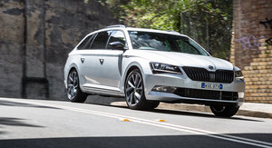 2017 Skoda Superb Sportline 206TSI review