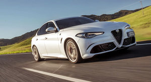 2017 Alfa Romeo Giulia QV review