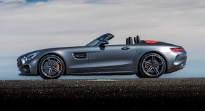 2017 Mercedes-AMG GT C Roadster review