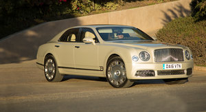 2017 Bentley Mulsanne review
