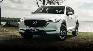 2017 Mazda CX-5 Maxx Sport review