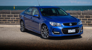 2017 Holden Commodore SS review