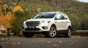 2017 Ford Escape 2.0L Titanium review