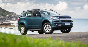 2017 Holden Colorado Trailblazer LT review