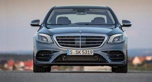 2018 Mercedes-Benz S-Class review
