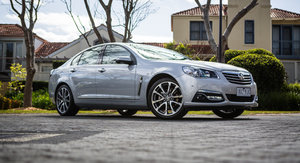 2017 Holden Calais V V6 sedan review