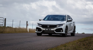 2017 Honda Civic RS hatch review: Long-term report five – country driving
