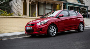 2017 Hyundai Accent Sport hatchback review