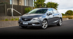 2017 Holden Astra Sedan LTZ review