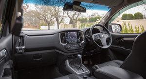2017 Holden Colorado Z71 review: Long-term report four – interior