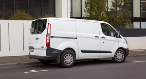 2017 Ford Transit Custom auto review
