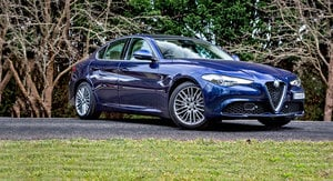 2017 Alfa Romeo Giulia Super review