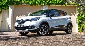 2018 Renault Captur Intens review