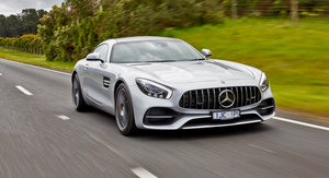 2018 Mercedes-AMG GT S review