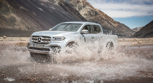 2018 Mercedes-Benz X-Class review
