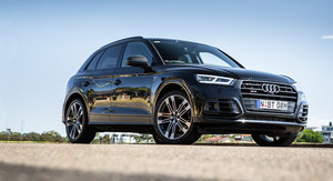 2017 Audi SQ5 review