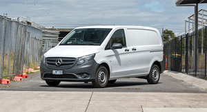 2018 Mercedes-Benz Vito 111 CDI review