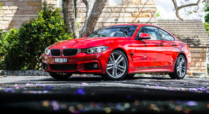 2018 BMW 420i Coupe review