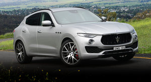 2018 Maserati Levante S review